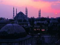 Уик-энд в Стамбуле