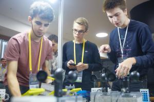 Кампус будущего спроектируют на школе «Окно в НТИ» Кружкового движения в «Орленке»