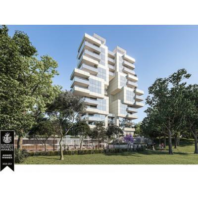 Кипрскому проекту SYMBOL Residence Елены Батуриной присуждена премия European Property Awards 2020
