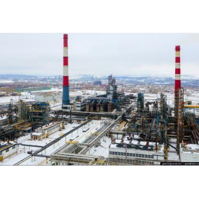 «Башнефть-Уфанефтехим» использует «Декотерм» для защиты объекта