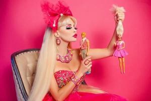 Новая линия украшений от дизайнера одежды Тани Тузовой с раритетными куклами Барби