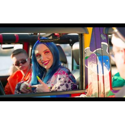 Для своего нового видео с участием Бустера MIA BOYKA выбрала «Лужники»