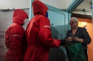В ХМАО заявили, что волонтеры рискуют жизнью из-за коронавируса