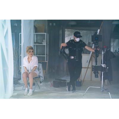 На съёмке клипа Анастасии Стоун произошёл взрыв