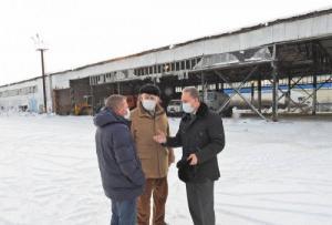 В Нижневартовске появятся «цивилизованные стоянки» для большегрузов