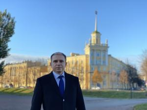 Михаил Романов поздравил артиллеристов и ракетчиков с профессиональным праздником