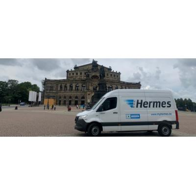 Hermes доставит посылки экологично: экономия топлива 45 тонн в год