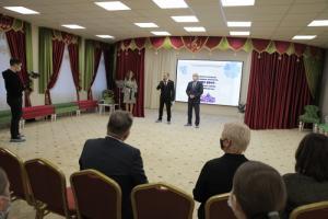 Михаил Романов приветствовал участников детского Фестиваля инклюзивного творчества «Шире круг»