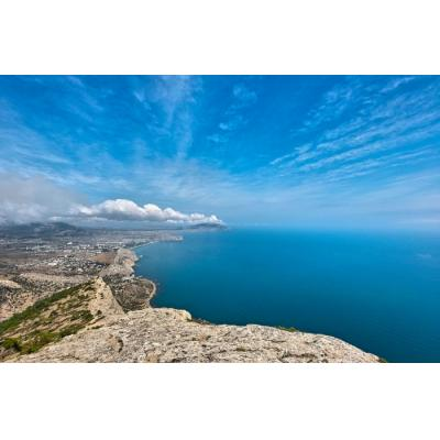 Самые необычные места для путешествий в Крыму.