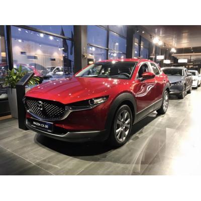 В Петербурге проданы первые автомобили Mazda CX-30