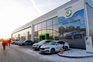 Дилеры Skoda в Петербурге подвели итоги 2020 года. Пандемия не помешала увеличить продажи