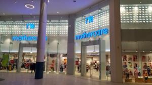 Магазин британского бренда Mothercare в «МЕГА Теплый Стан» переезжает в новую детскую галерею