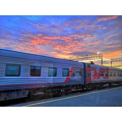 Путешествия на поезде. Выбор туристов в 2021 году