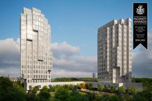 Дом ELEVEN признан лучшим архитектурным проектом Европы