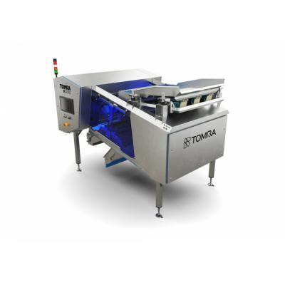 Компания TOMRA FOOD представляет сортировщик TOMRA 5С, сочетающий лучшие в классе инженерные решения и умные технологии