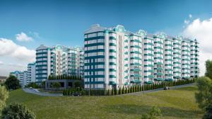 В Алуште вывели в продажу видовые квартиры в новом корпусе ЖК Семейный