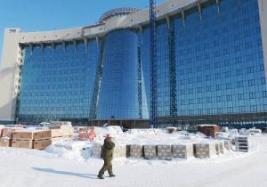 Депутаты контролируют строительство Нижневартовской больницы на 1100 коек