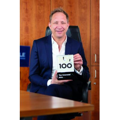 Компания MEYLE удостоена премии TOP 100 Innovation Award