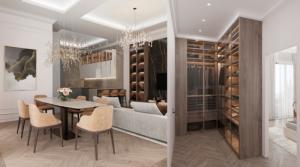 Покупатели квартир проявляют повышенный интерес к мастер-спальням