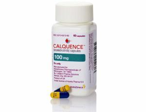 Таргетная монотерапия препаратом «Калквенс» рекомендована Национальным институтом здравоохранения и совершенствования медицинской помощи