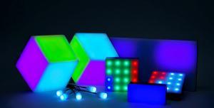 SELIN: световое решение для мегаполиса