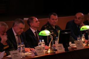 Михаил Романов принял участие в открытии Всероссийской научно-практической конференции «Актуальные проблемы защиты и безопасности»