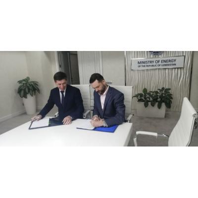 Соглашение о закупке электроэнергии и инвестиционное соглашение подписали правительство Узбекистана и Phanes Group