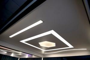 Новое решение — звукоизоляция натяжных потолков