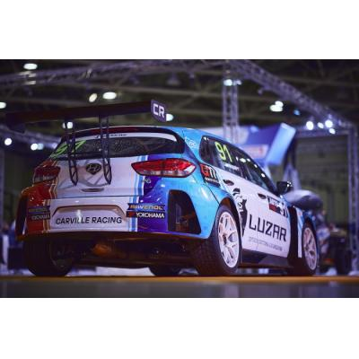 Автохолдинг «Аларм-Моторс» начал сотрудничество с профессиональной гоночной командой Carville Racing
