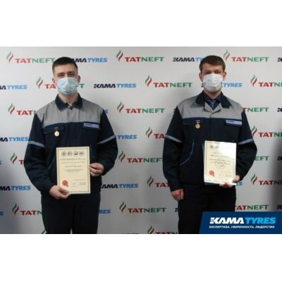 Илья Фролов из KAMA TYRES победил в профессиональном конкурсе «Инженер года-2020»