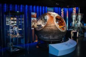 Последний шанс увидеть уникальный экспонат в Музее космонавтики