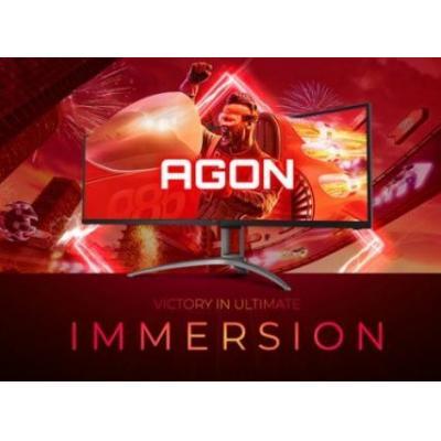 Новые изогнутые 49-дюймовые игровые мониторы AOC AGON AG493UCX2 и AG493QCX