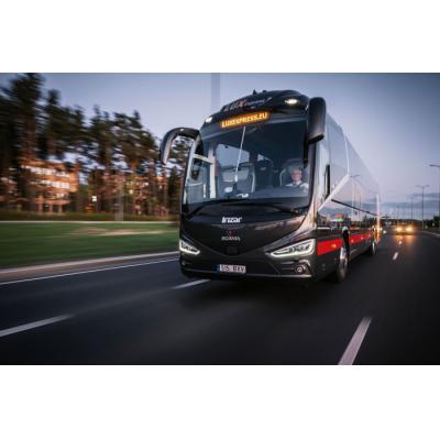 На автобусные поездки между Петербургом и Минском летом вырос спрос