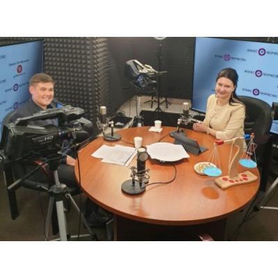 Программа «Бизнес и творчество» – 2 года в эфире на канале «Медиаметрикс»