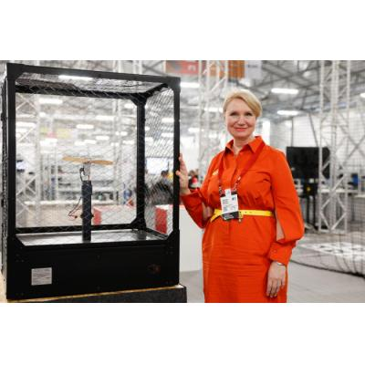 Летающие роботы, 7G и логистика воздушных трасс – миф или новые компетенции Ворлдскиллс Россия?