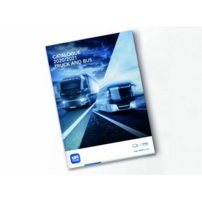 Новый каталог фильтров UFI для грузовых автомобилей и спецтехники