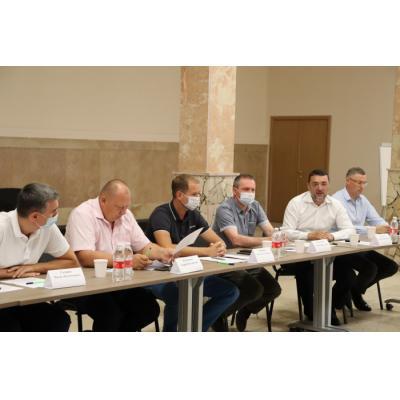 При Вольском цементном заводе ЛафаржХолсим создан Общественный совет