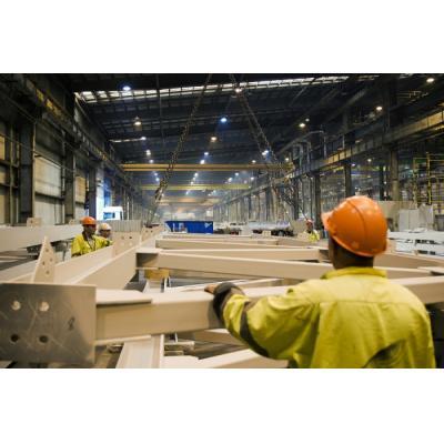 «ВЕНТАЛЛ» принимал участие в строительстве первого в России завода по переработке низкосортной древесины