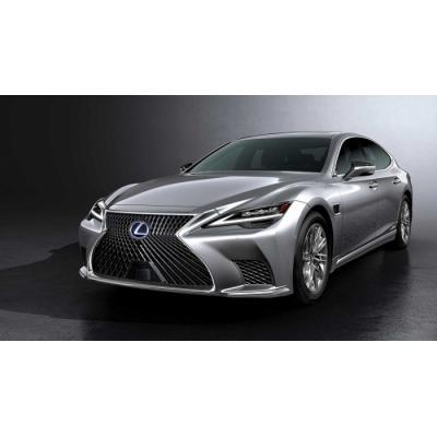 Разработка компании DENSO: электронный комплекс помощи водителю для новых моделей Lexus и Toyota