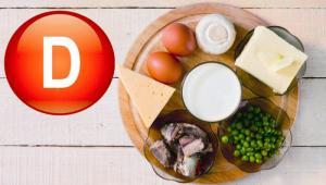 Недостаток витамина D может привести к заболеваниям