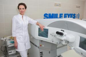 В преддверии международного дня зрения офтальмолог напомнила о мерах профилактики.