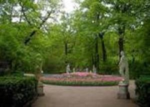 Летний сад закрыт на реконструкцию