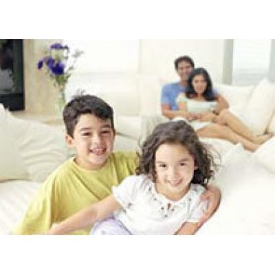 Ученые: семейное счастье пропорционально числу детей