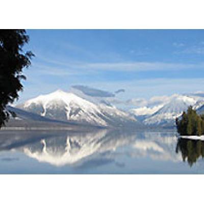 Популярность ледникового парка в Монтане растет