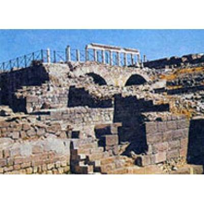 В Турции открыли доступ к башне времен Древнего Рима
