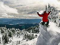 Туристы могут выиграть отдых на горнолыжном курорте