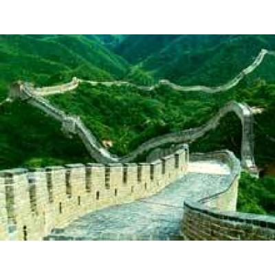 Золотоискатели разрушают Великую китайскую стену