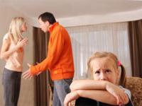 Россияне не разводятся только из-за детей