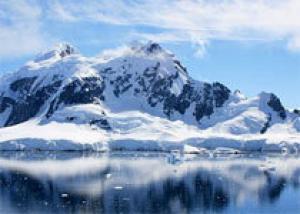Антарктика стала `ноевым ковчегом` во время массового вымирания