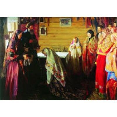 Свадьбы на Руси: как они проводились?